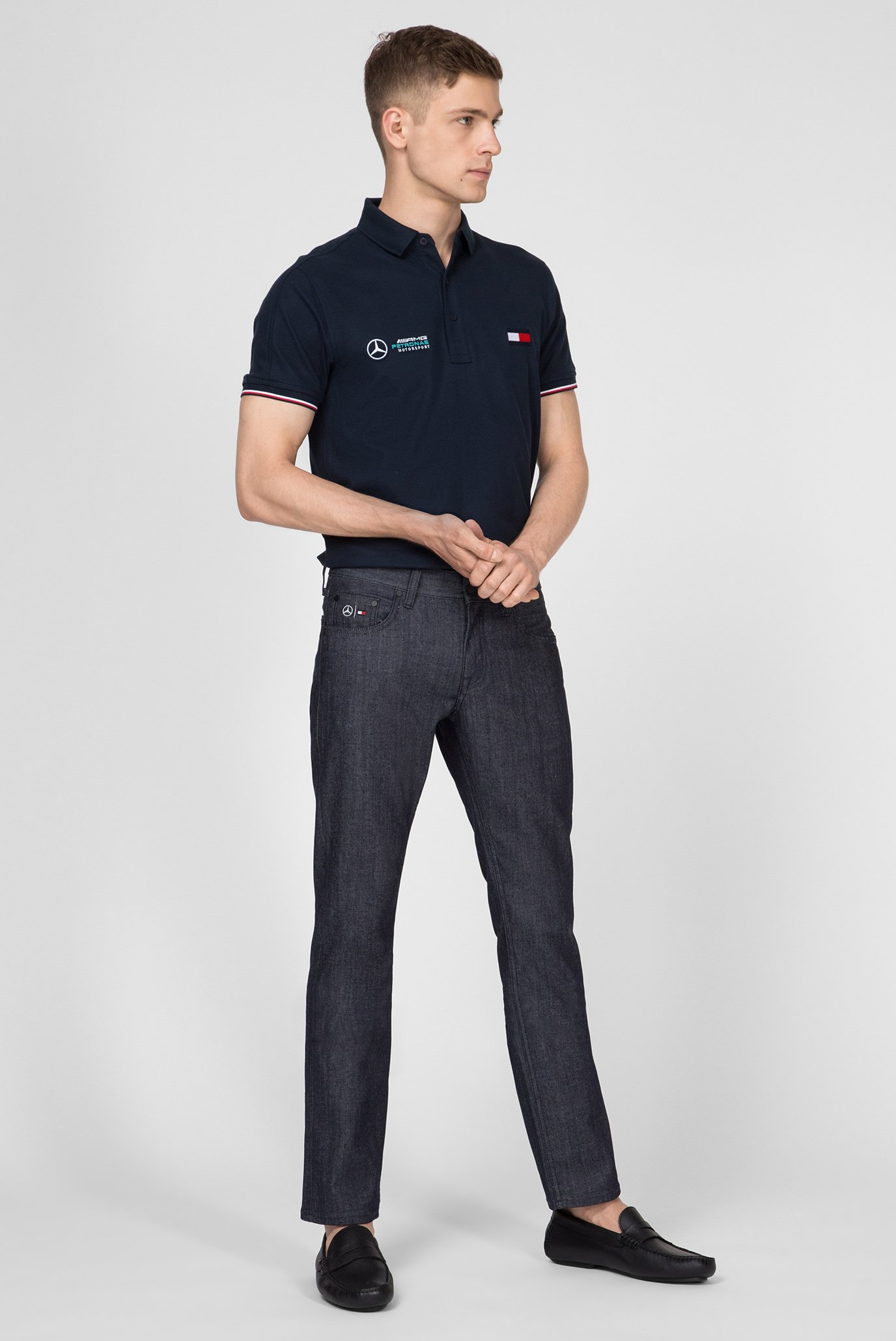 Мужские темно-синие джинсы 2 MB DENTON Tommy Hilfiger