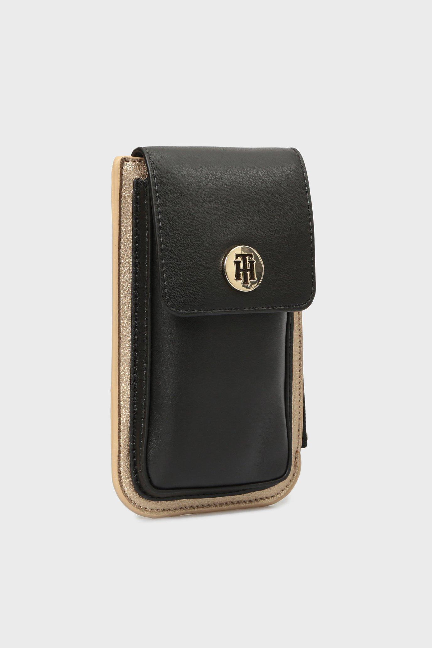 Купить Женская сумка-чехол для телефона IDENTITY PHONE POUCH Tommy Hilfiger Tommy Hilfiger AW0AW05808 – Киев, Украина. Цены в интернет магазине MD Fashion