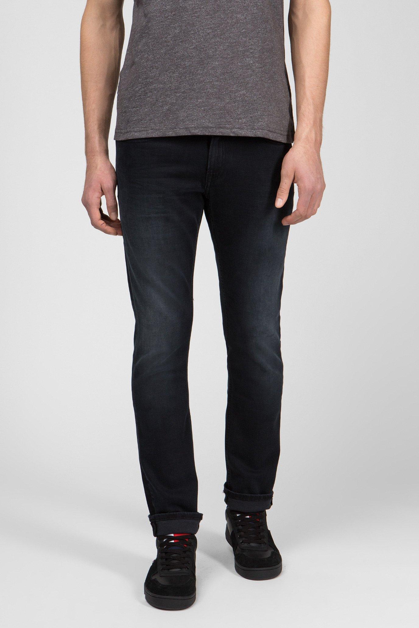 Купить Мужские черные джинсы SLIM SCANTON Tommy Hilfiger Tommy Hilfiger DM0DM04932 – Киев, Украина. Цены в интернет магазине MD Fashion
