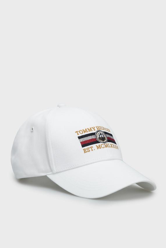 Мужская белая кепка SEASONAL ICON