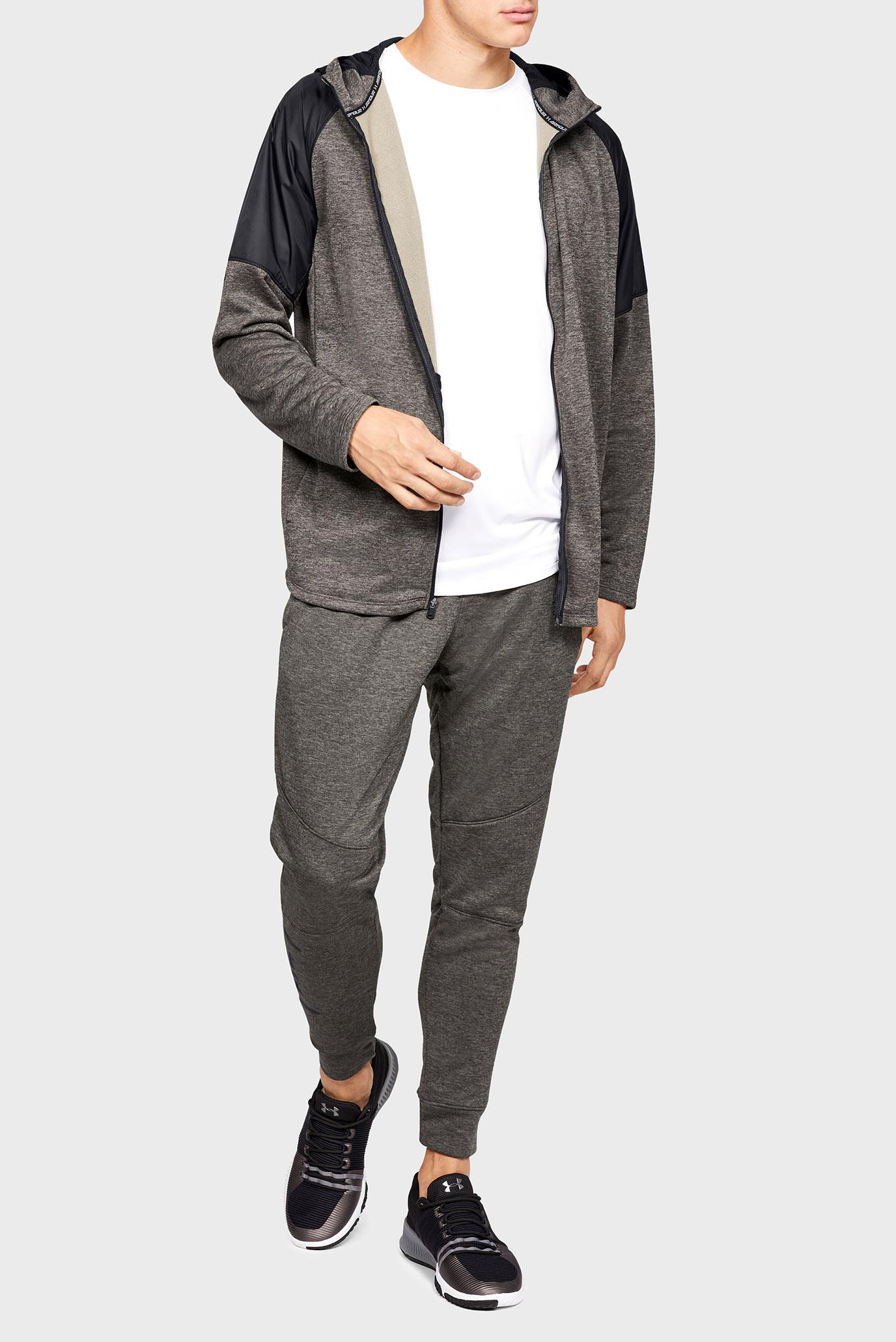 Мужские серые спортивные брюки MK1 Terry Jogger Under Armour