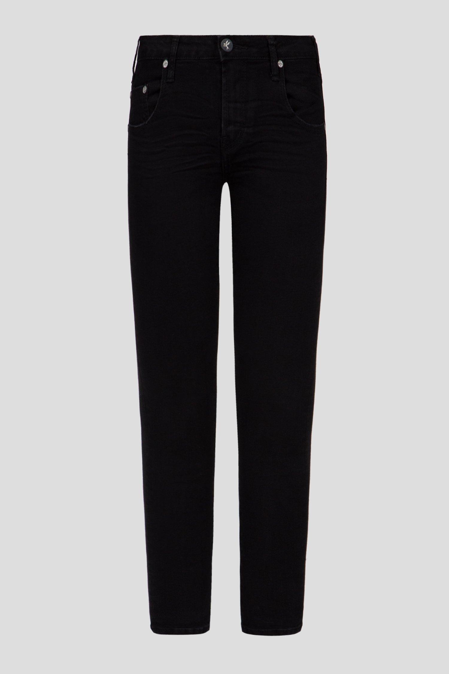 Купить Женские черные джинсы BLACK PUNK FREEBIRDS One Teaspoon One Teaspoon 20959-ONE – Киев, Украина. Цены в интернет магазине MD Fashion