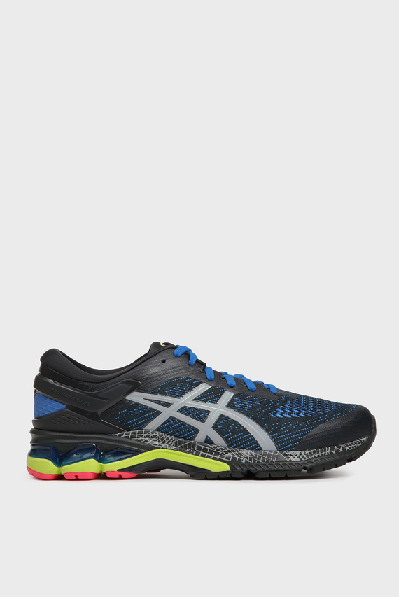 Мужские синие кроссовки GEL-KAYANO 26