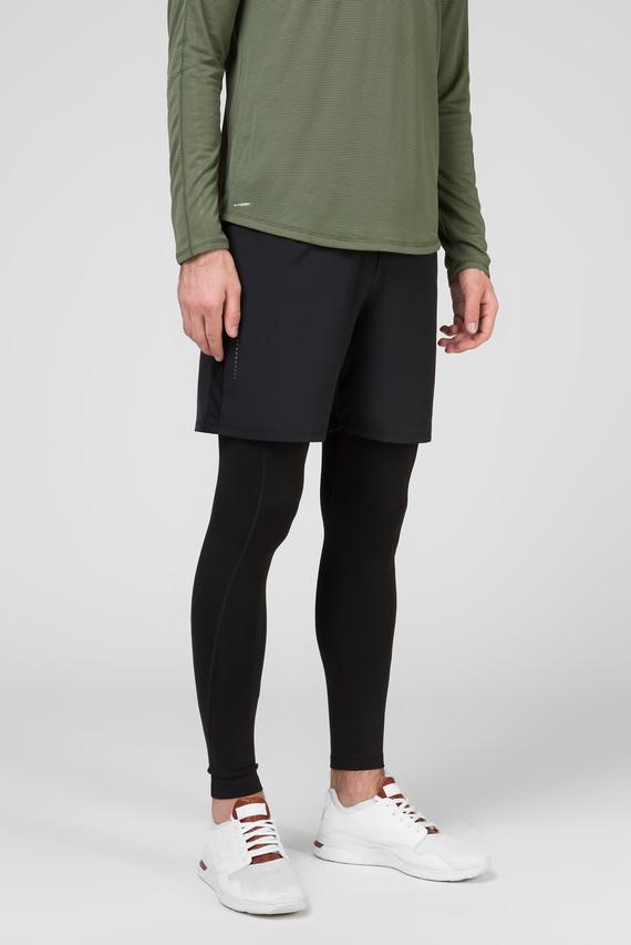 Мужские черные шорты SPRINT 7