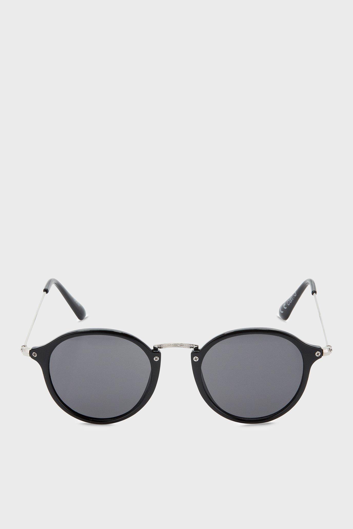 f8611227d662a Купить Женские черные солнцезащитные очки Oodji Oodji 8L080103M ...