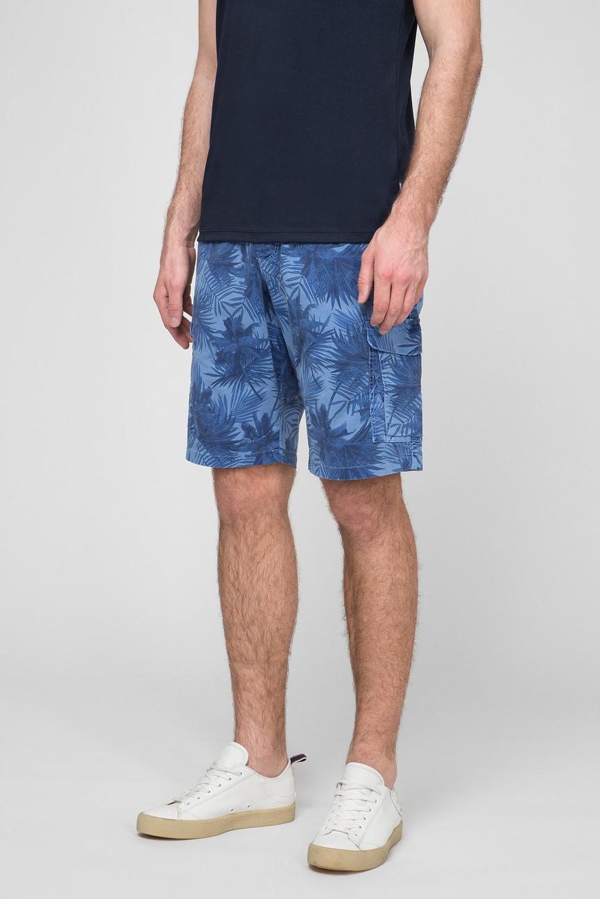 Мужские голубые шорты RAVY