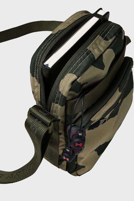 Мужская камуфляжная сумка через плечо UA Crossbody