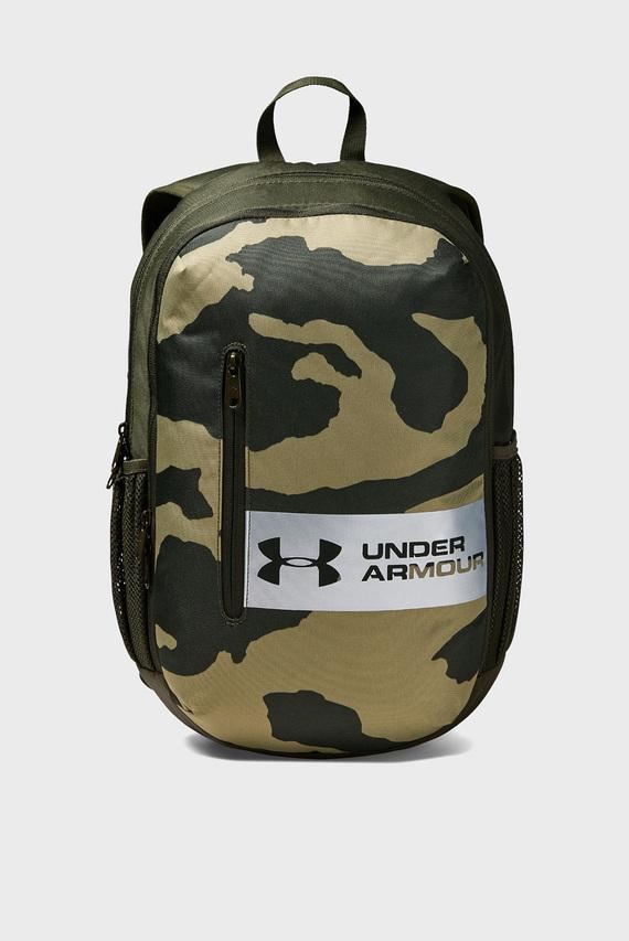 Камуфляжный рюкзак UA Roland Backpack-GRN