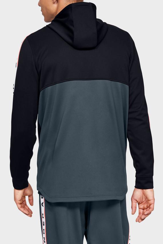 Мужская черная спортивная кофта UNSTOPPABLE TRACK