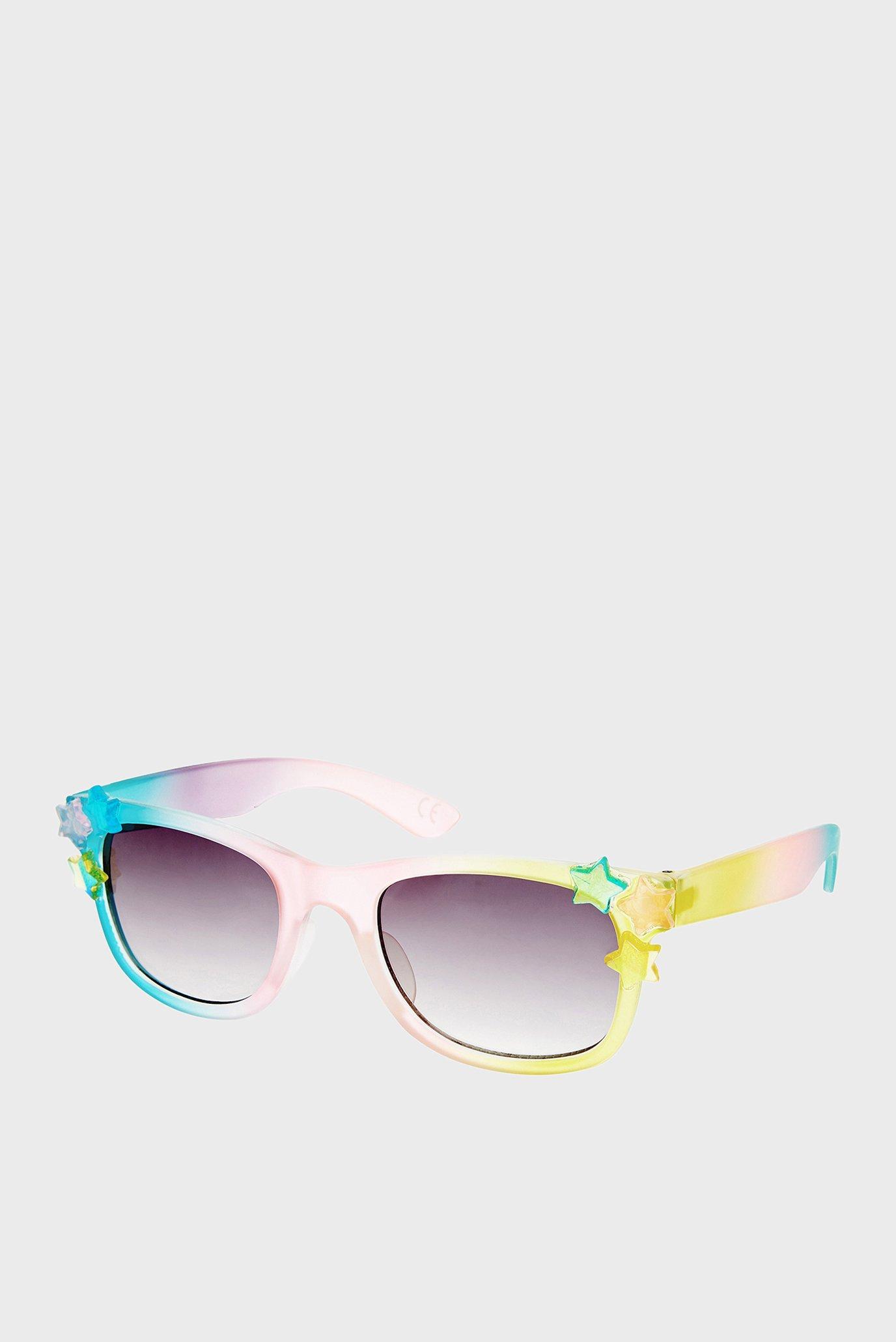 Дитячі сонцезахисні окуляри RAINBOW STAR WAYFARE 1