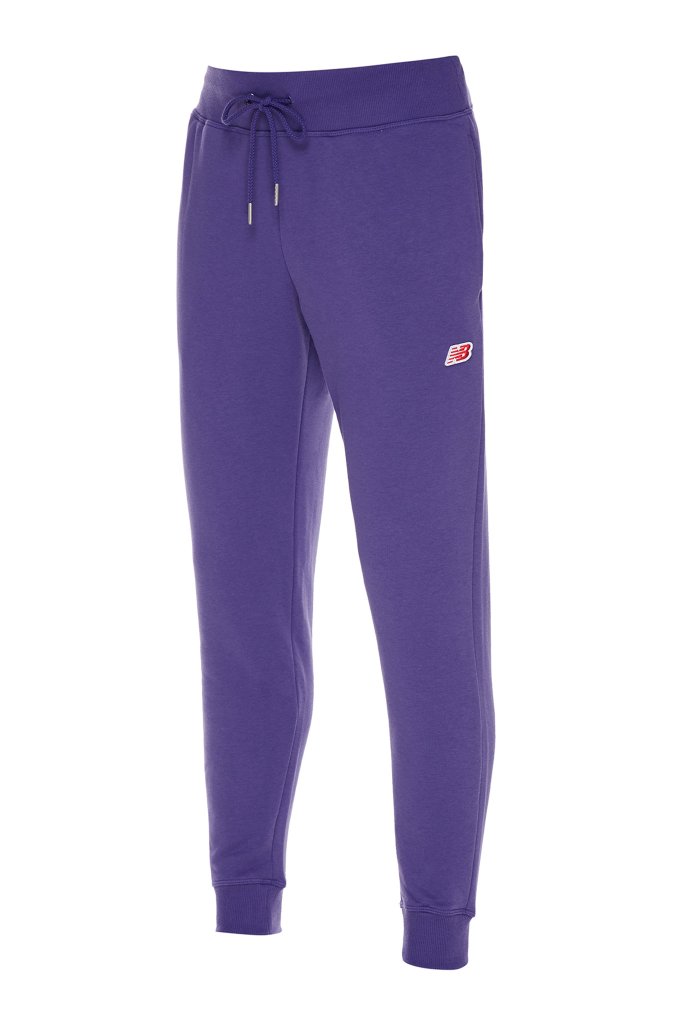 Чоловічі фіолетові спортивні штани Small NB Pack 1