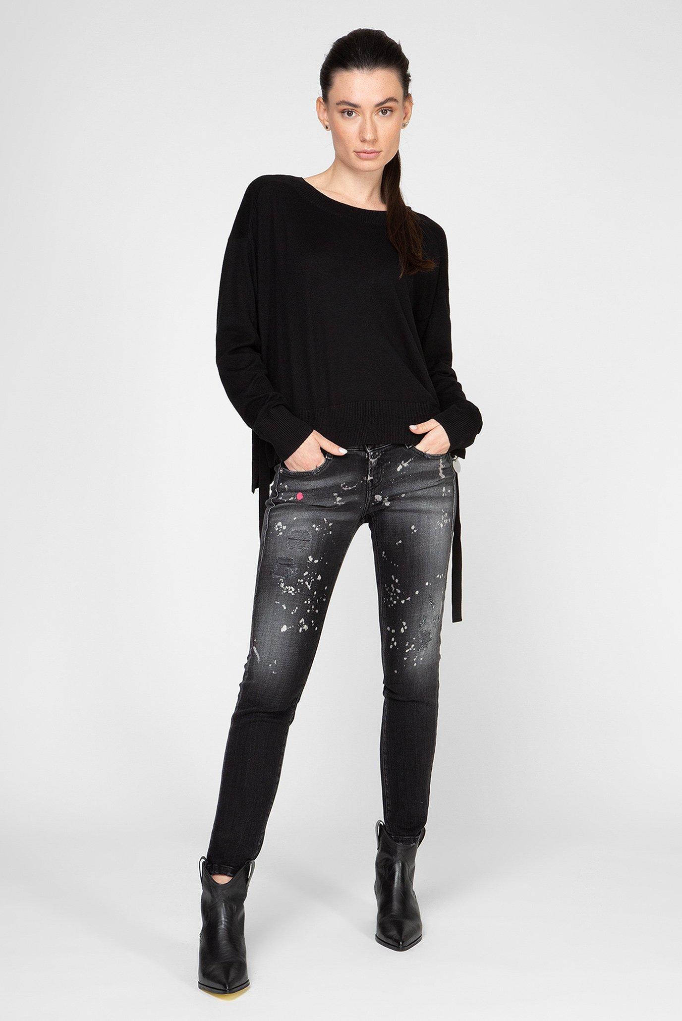 Женские темно-серые джинсы D-RAMY Diesel