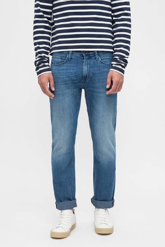 Мужские синие джинсы MERSER