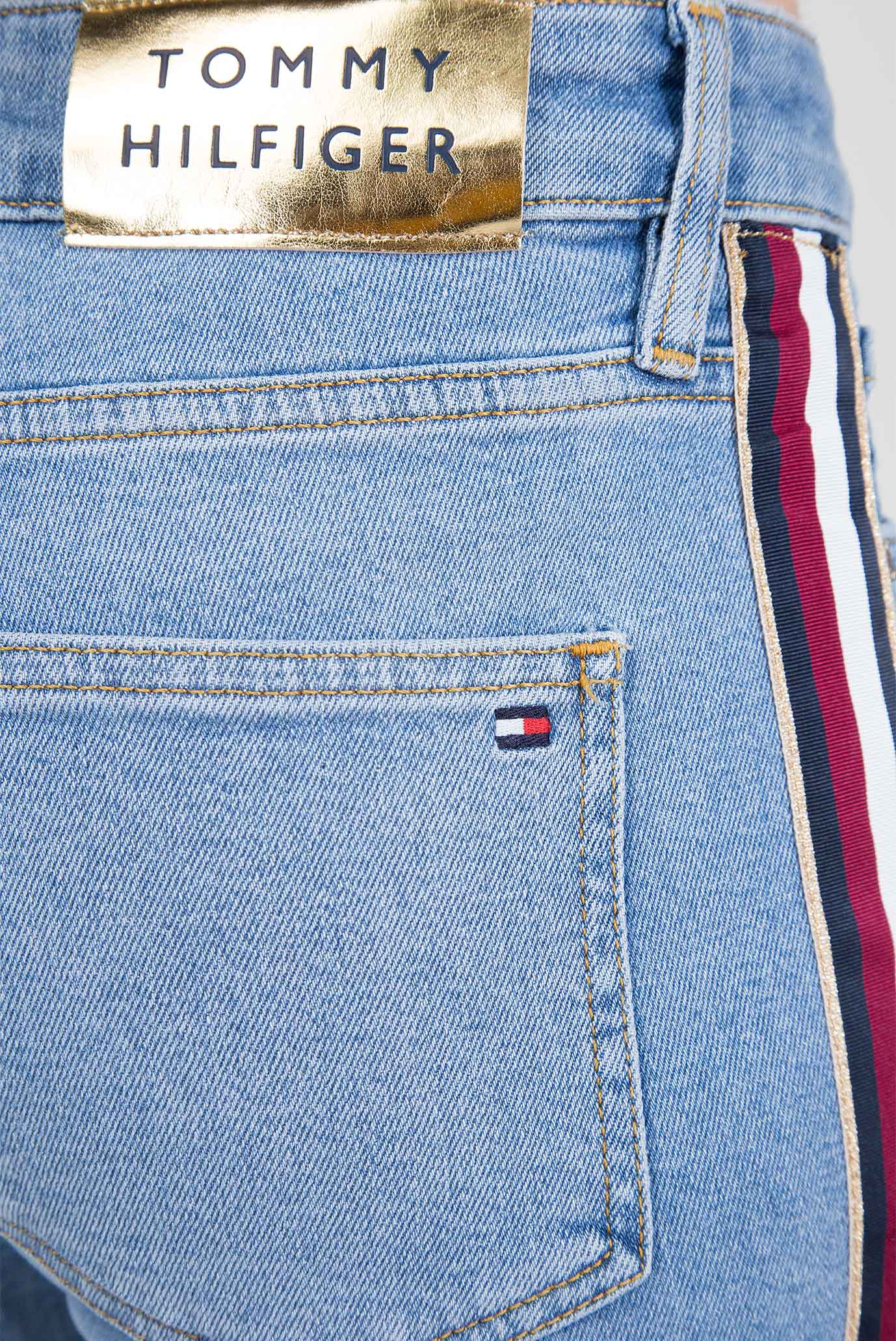 Купить Женские голубые джинсы ICON GRIFFIN RW CARLOTTA Tommy Hilfiger Tommy Hilfiger WW0WW22734 – Киев, Украина. Цены в интернет магазине MD Fashion