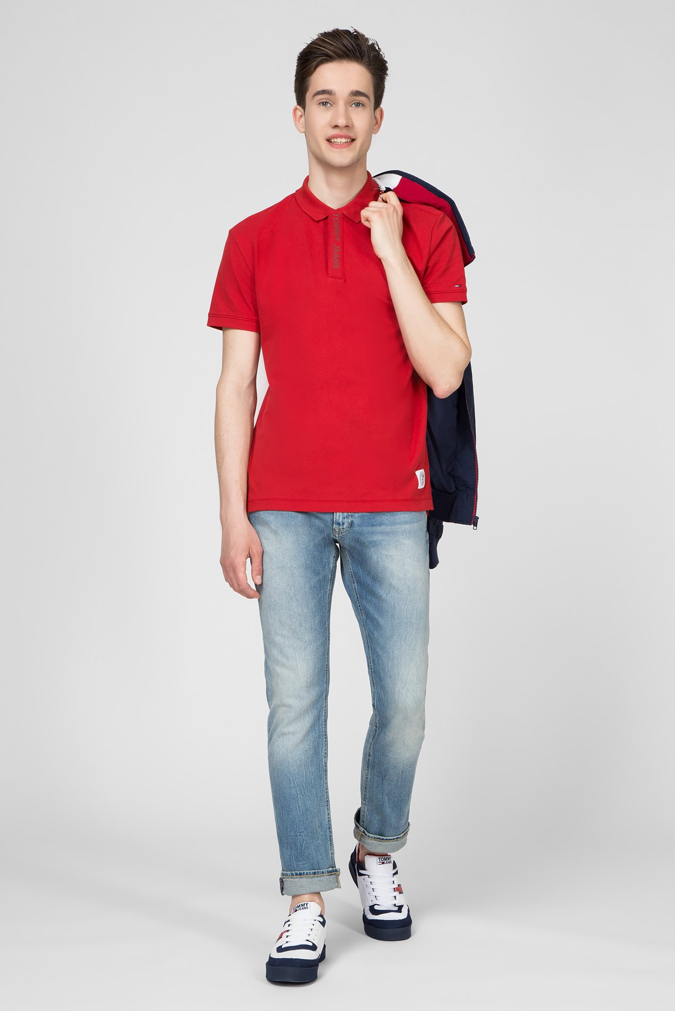 Купить Мужские синие джинсы SCANTON Tommy Hilfiger Tommy Hilfiger DM0DM05847 – Киев, Украина. Цены в интернет магазине MD Fashion