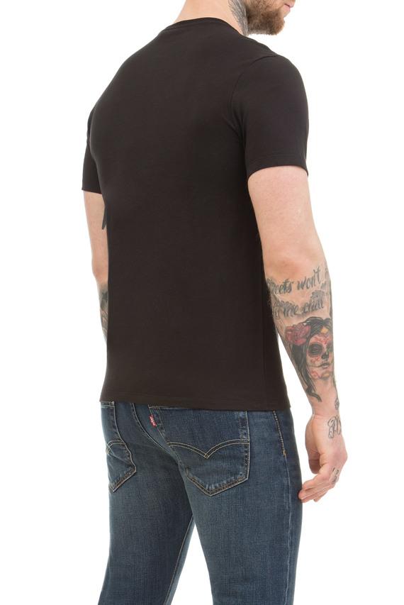 Набор черных футболок Crewneck Tees Slim fit