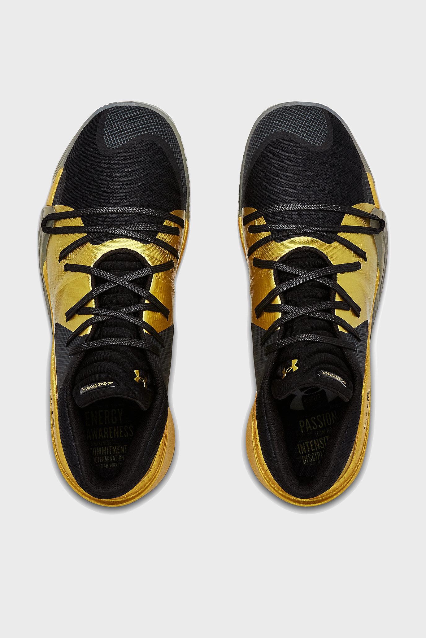 Купить Мужские черные кроссовки UA Spawn Low Under Armour Under Armour 3021263-003 – Киев, Украина. Цены в интернет магазине MD Fashion