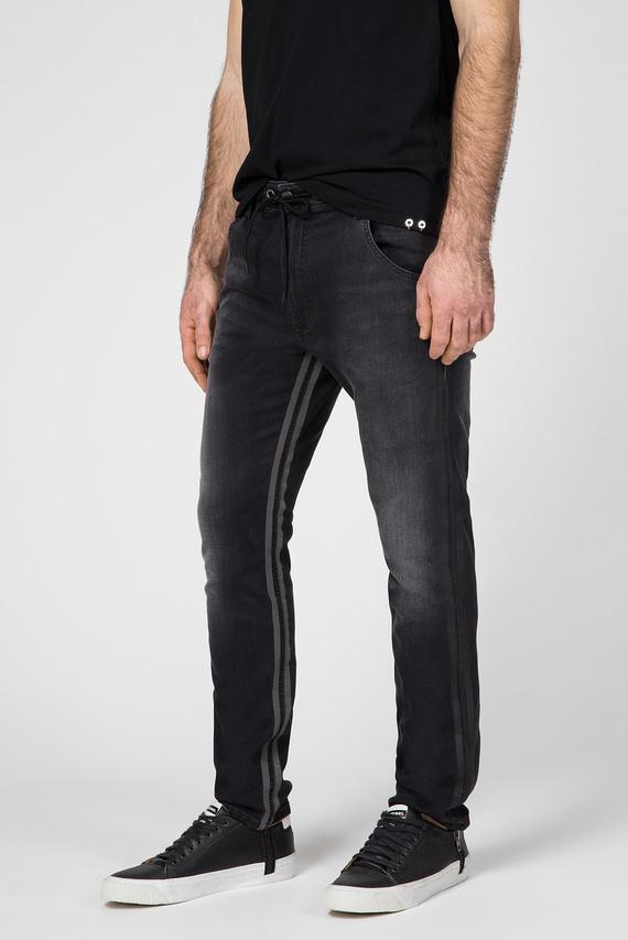 Мужские темно-серые джинсы KROOLEY-X-SP2-NE