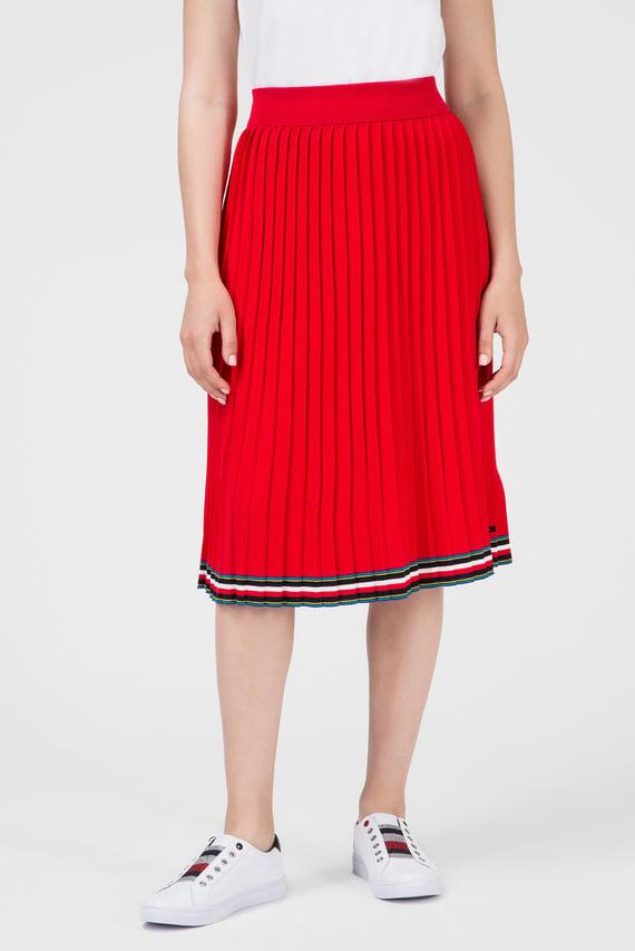 Женская красная юбка JESSAH SWTR