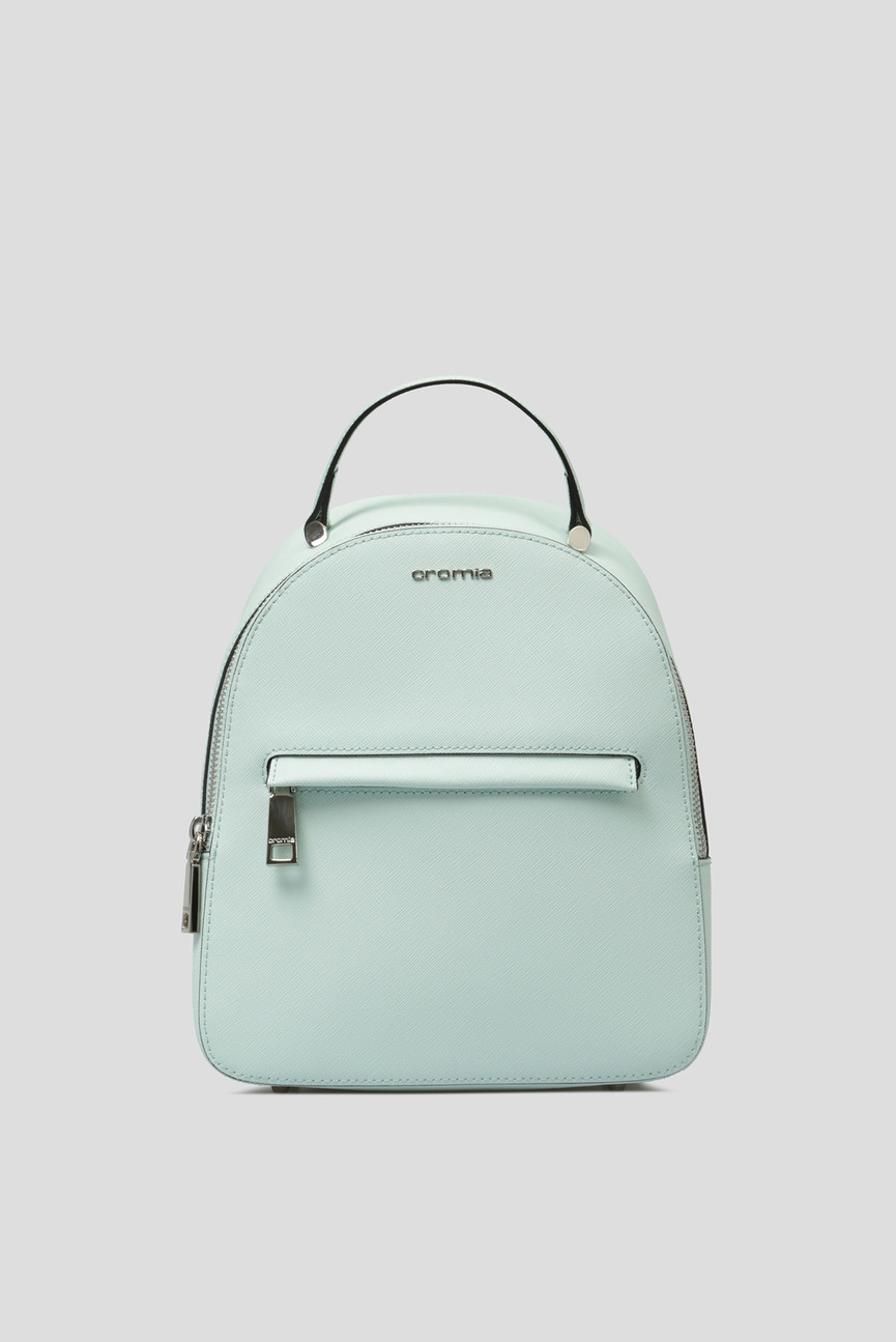 Женский мятный рюкзак