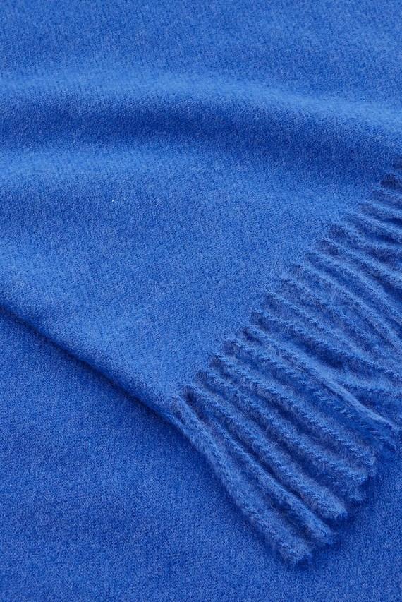 Женский синий шарф HOLLY SUPERSOFT BLAN