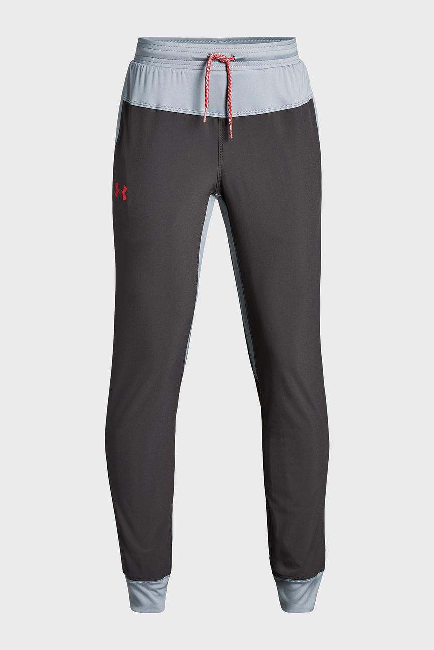 Детские серые спортивные брюки Jersey Lined Woven Pant