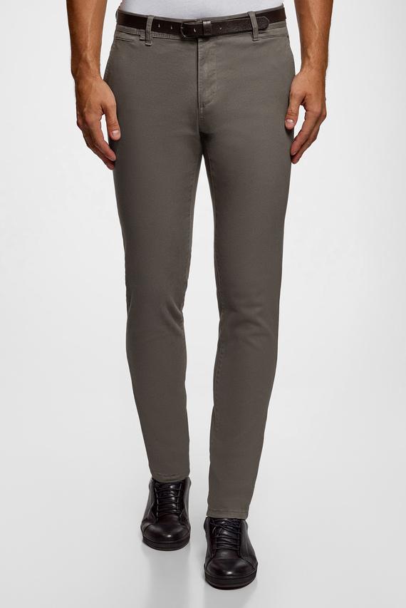 Мужские серые брюки