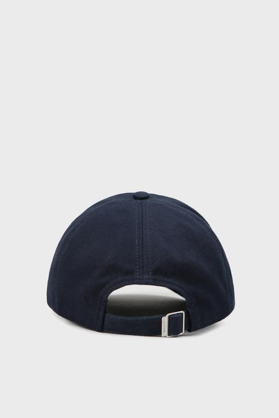 Женская темно-синяя кепка