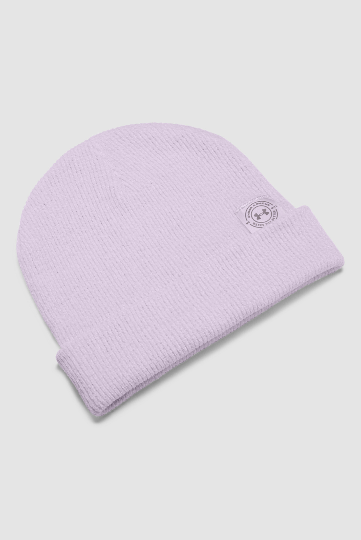 Женская розовая шапка UA Truckstop Pro Beanie Under Armour
