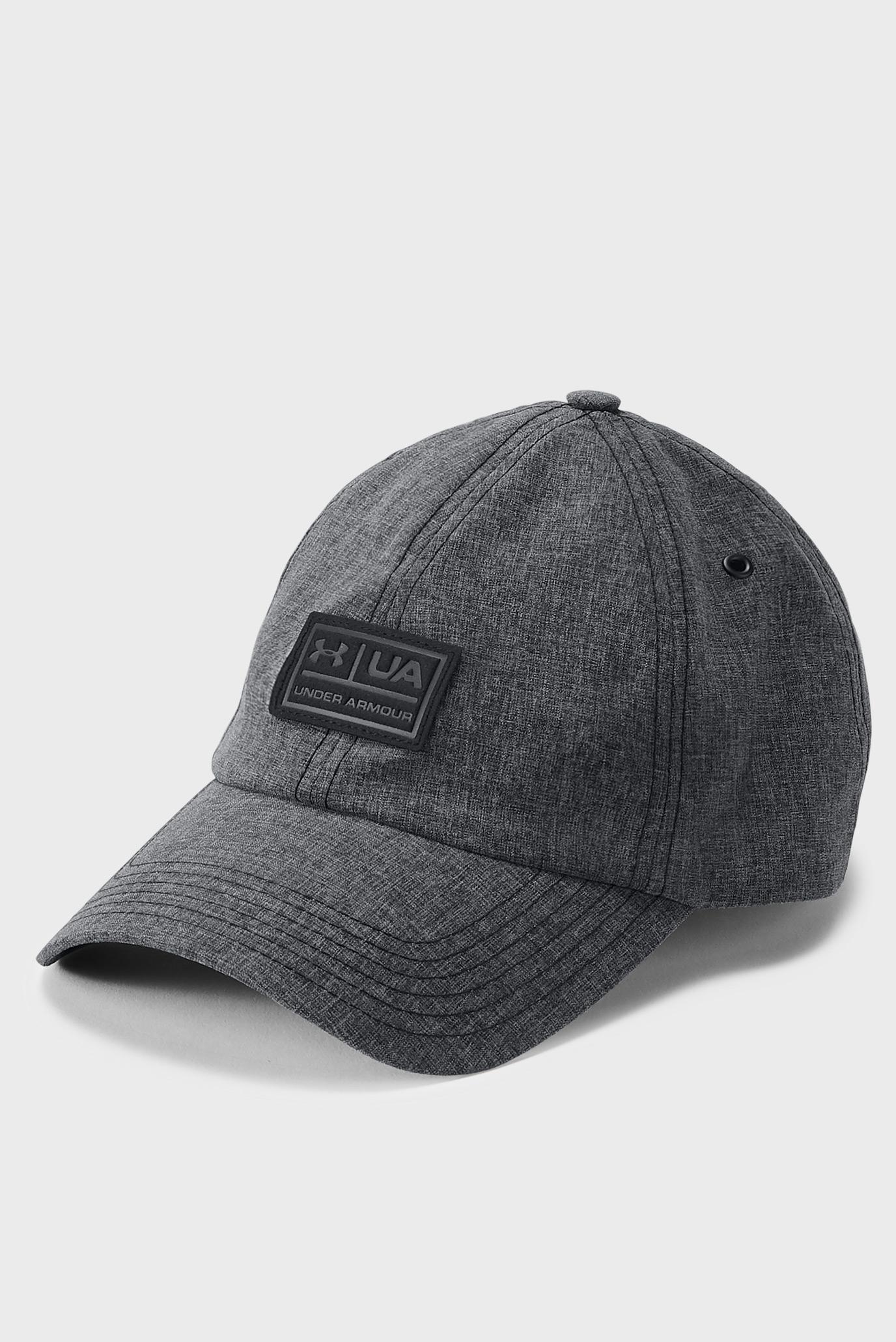 Купить Мужская черная кепка Men's Perf Lifestyle Under Armour Under Armour 1305449-001 – Киев, Украина. Цены в интернет магазине MD Fashion