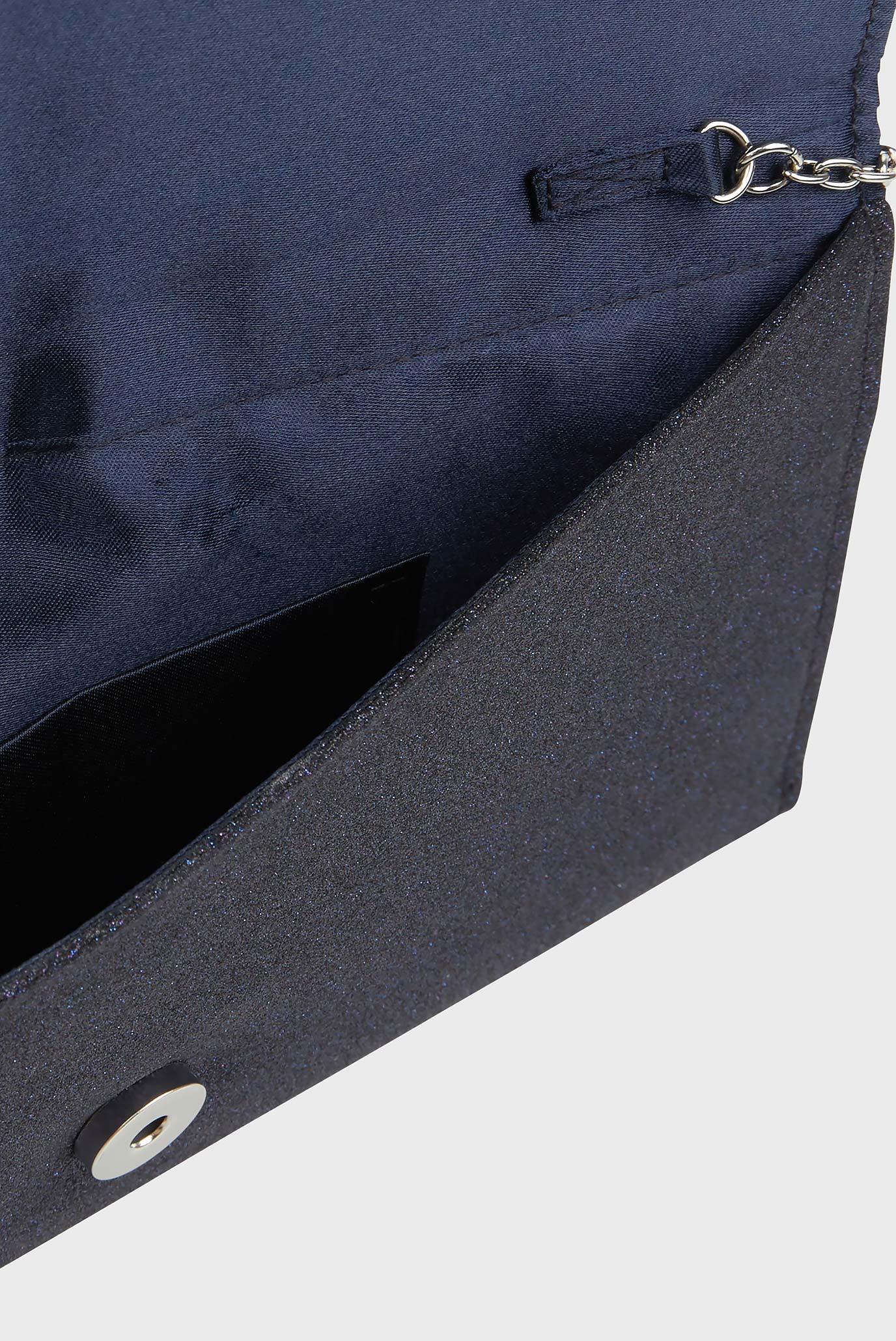 Купить Женский синий клатч KELLY GLITTER CLUTCH Accessorize Accessorize 589809 – Киев, Украина. Цены в интернет магазине MD Fashion