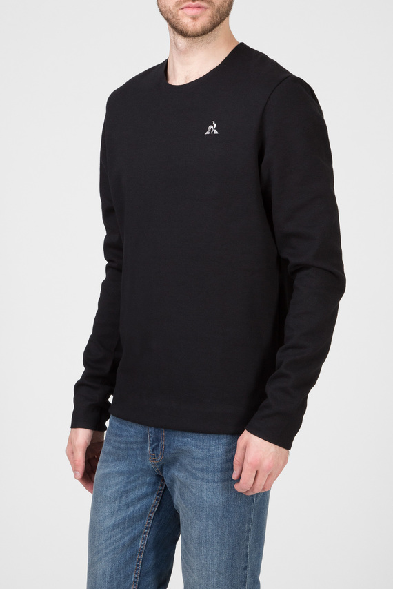 Мужской черный свитшот TECH CREW SWEAT N1