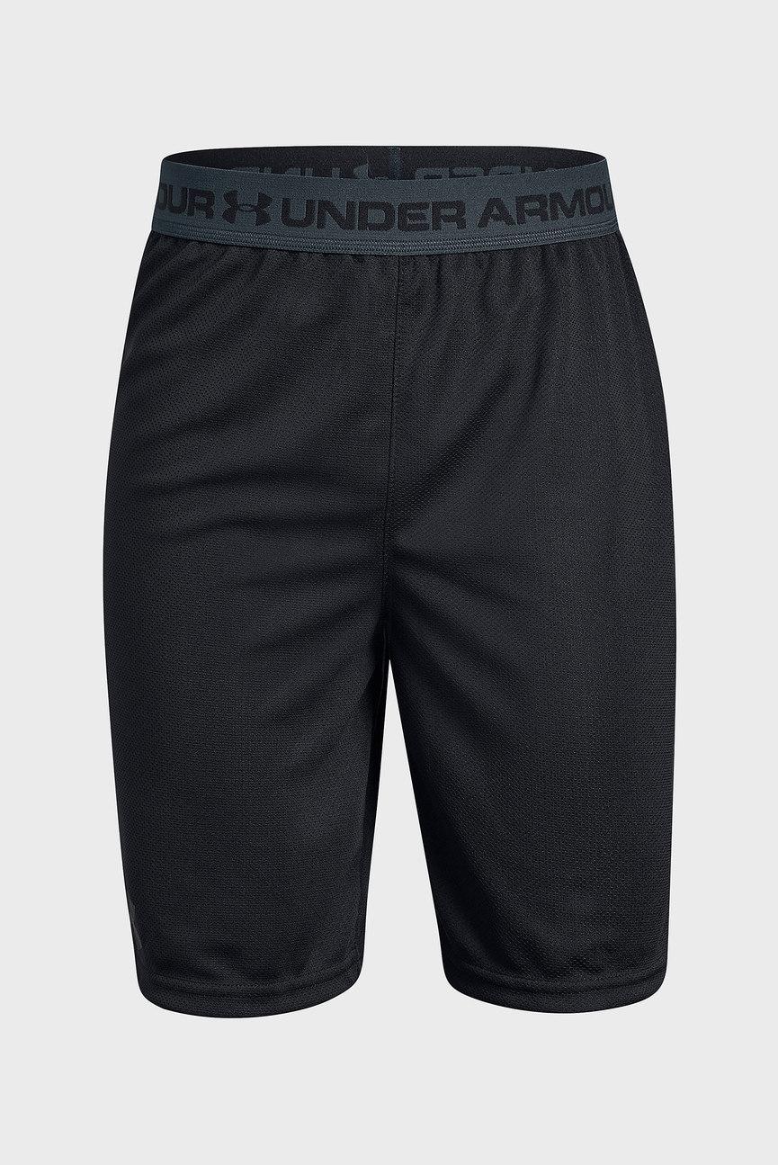 Детские черные шорты Tech Prototype Short 2.0