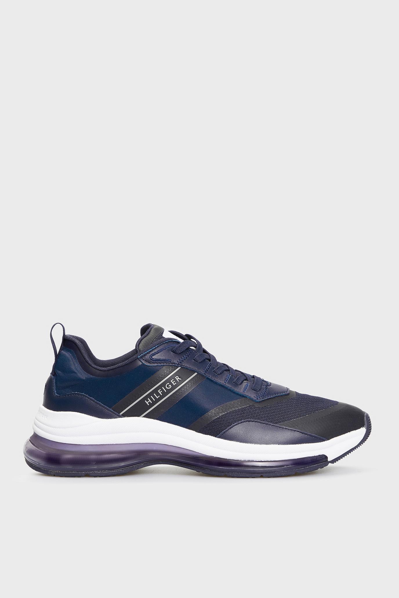Мужские синие кроссовки AIR RUNNER 1