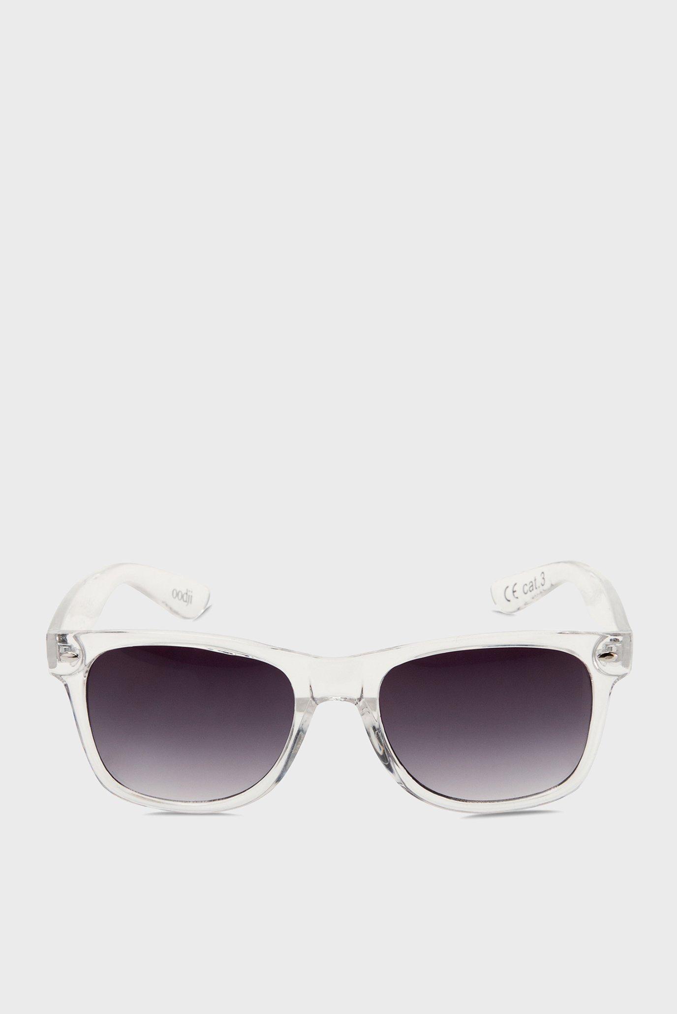 7d3bc9ac3bbd Купить Мужские прозрачные солнцезащитные очки Oodji Oodji 8L080095M ...