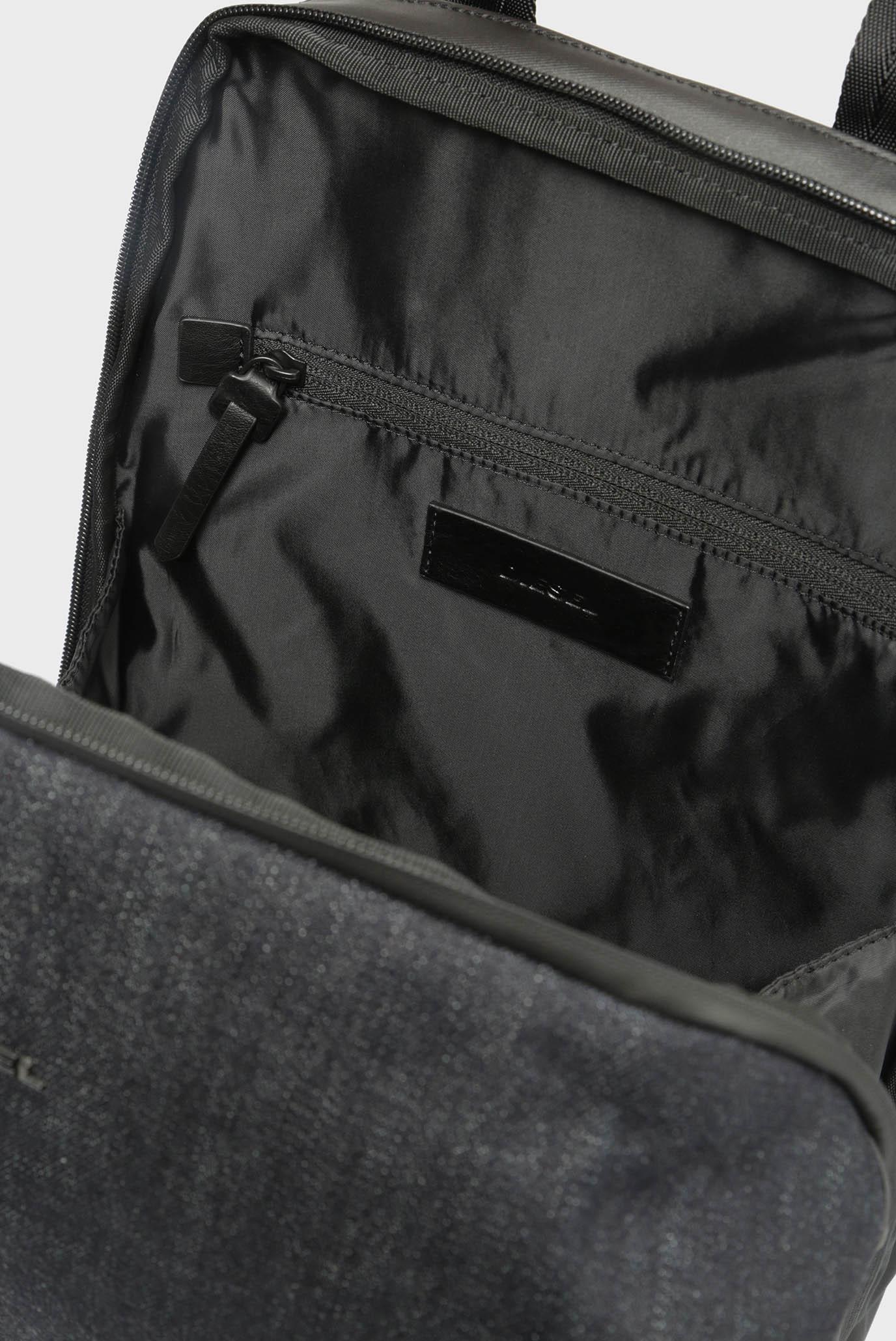 Купить Мужской черный рюкзак SUBTORYAL Diesel Diesel X05783 PR413 – Киев, Украина. Цены в интернет магазине MD Fashion