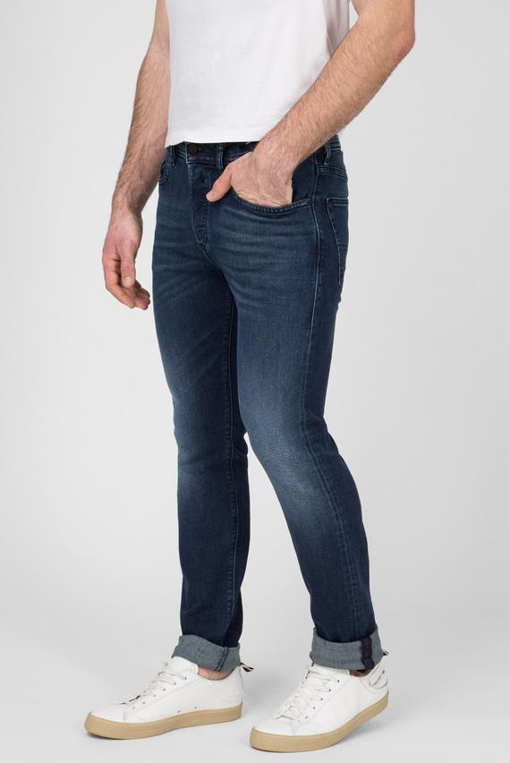 Мужские темно-синие джинсы BUSTER