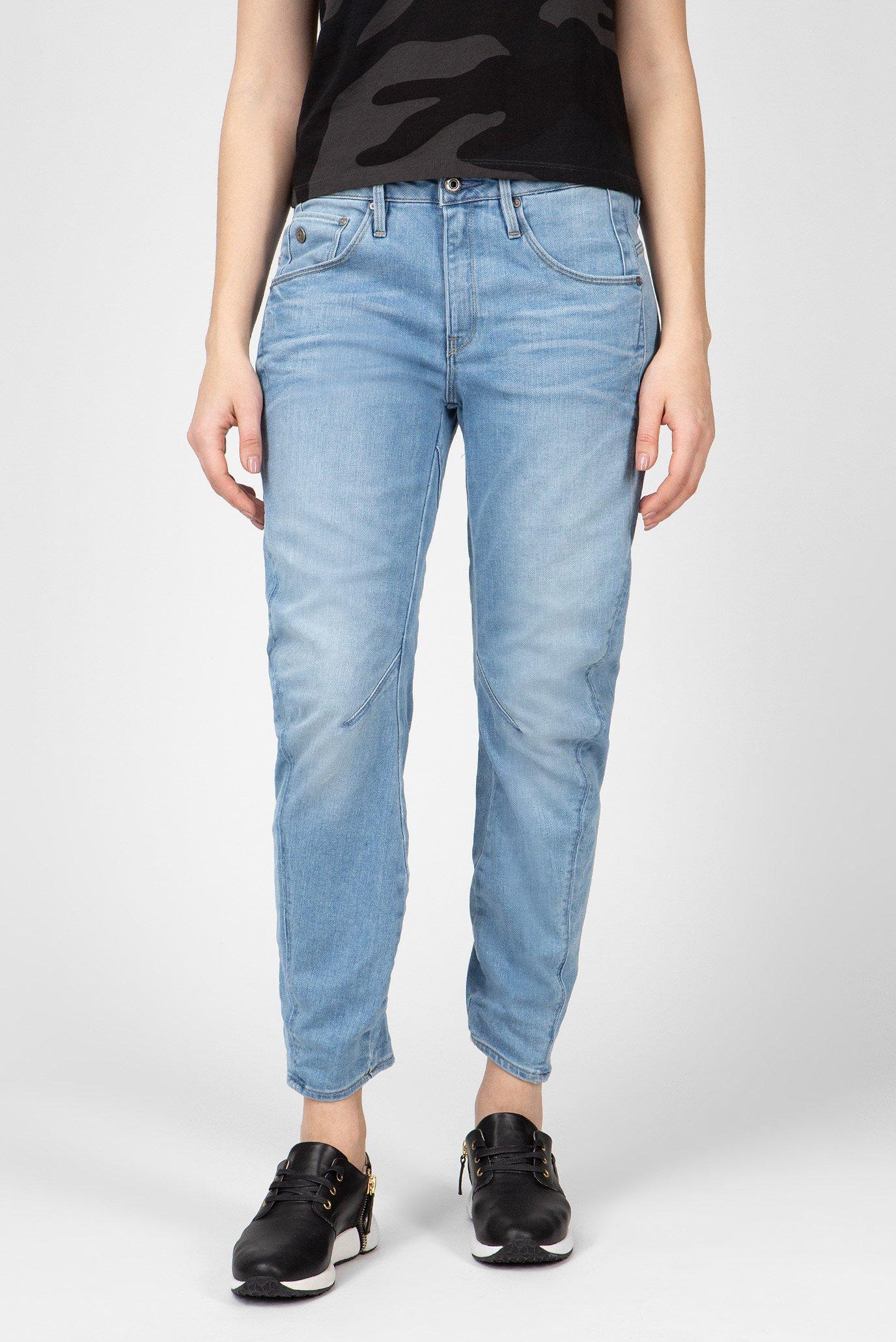 Купить Женские голубые джинсы ARC G-Star RAW G-Star RAW 60892,6553 – Киев, Украина. Цены в интернет магазине MD Fashion