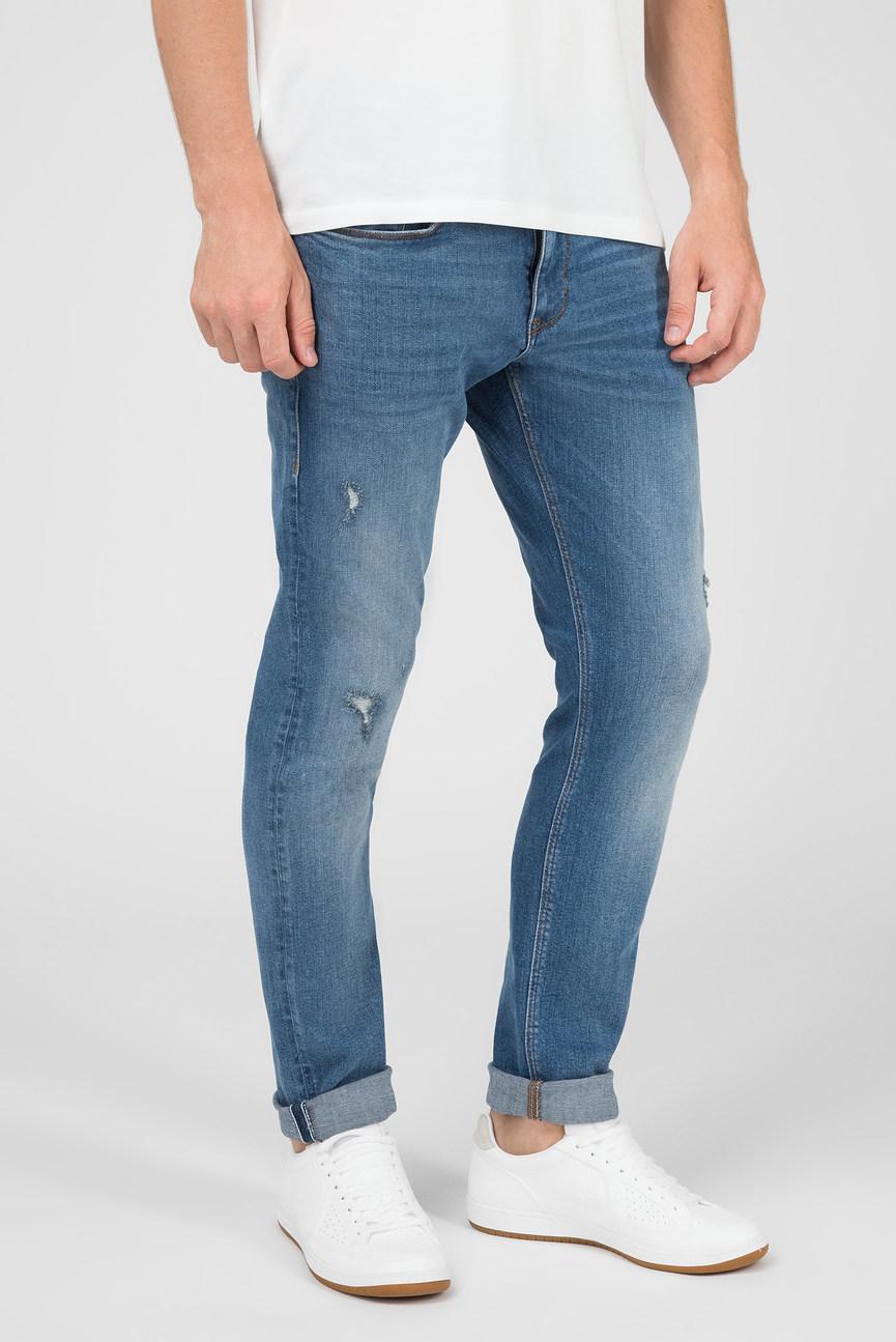 Мужские голубые джинсы JJD-03STEPHEN