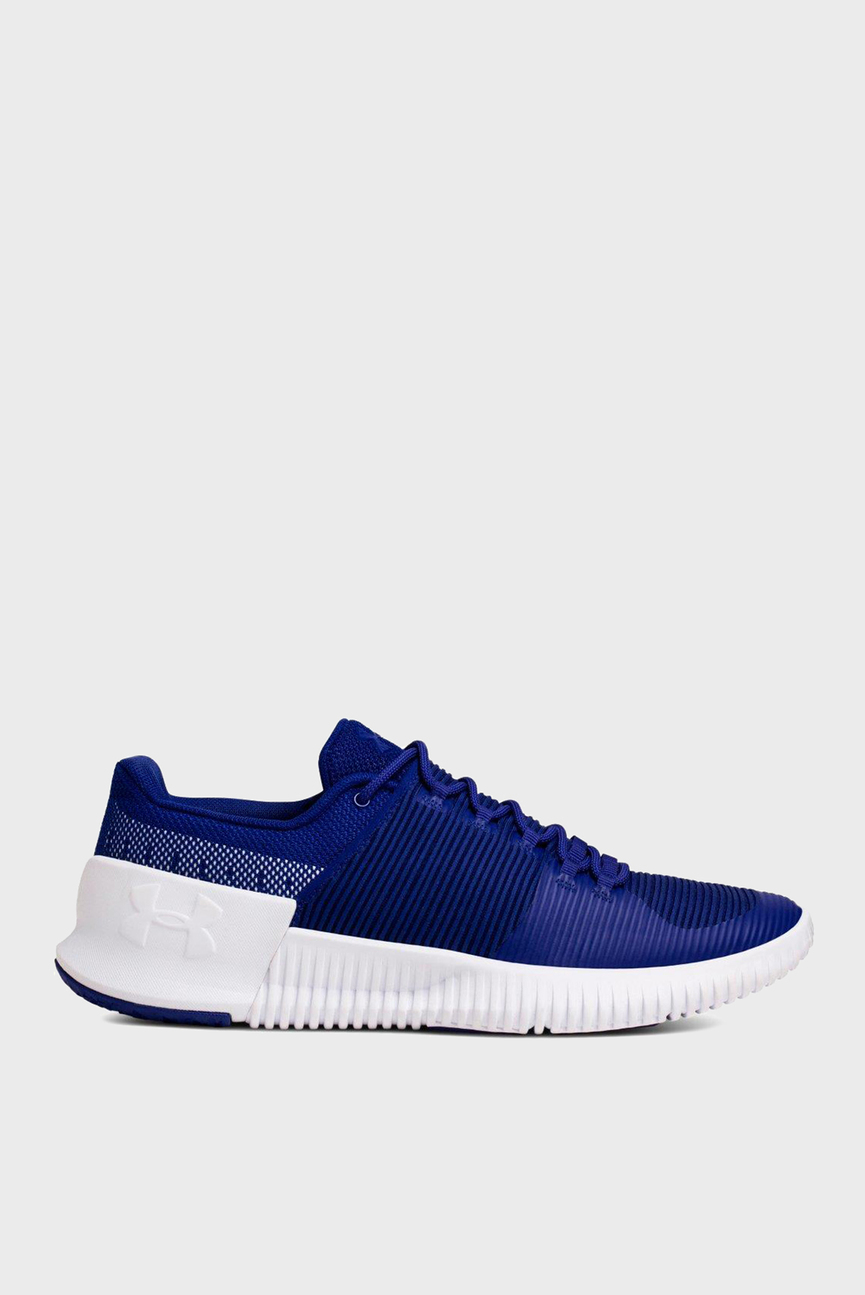 Мужские синие кроссовки UA Ultimate Speed