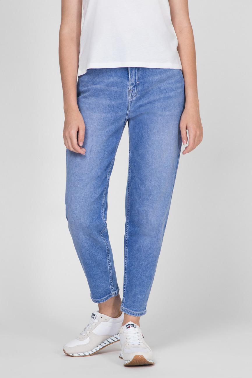 Женские голубые джинсы HIGH RISE TAPERED TJ 2004 AZRLT