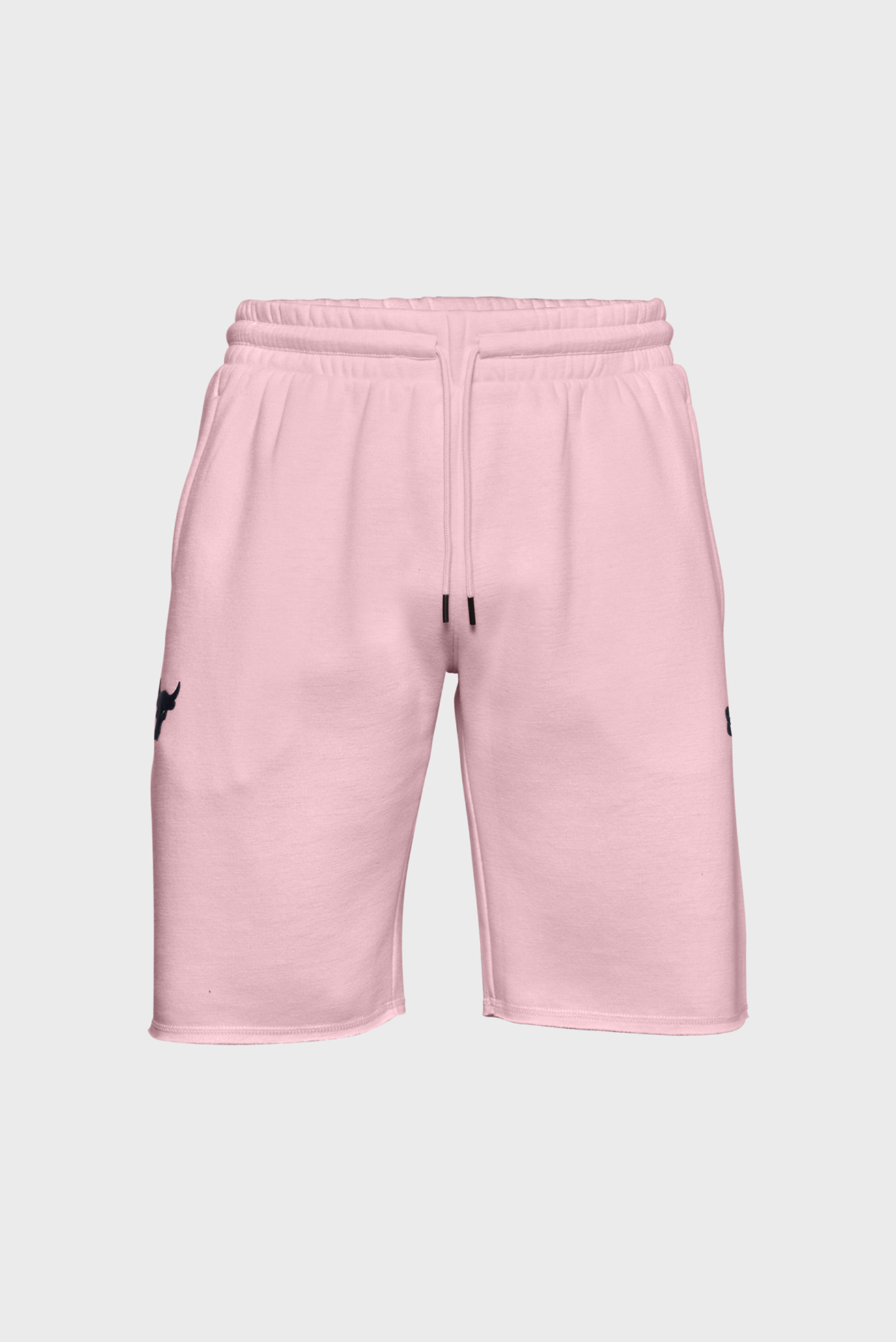 Чоловічі рожеві шорти UA PJT ROCK CC FLEECE SHORT 1