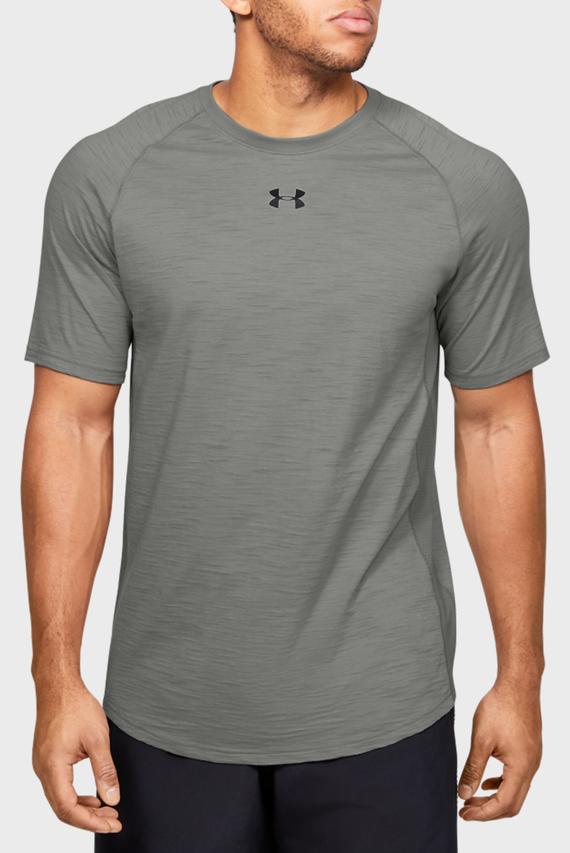 Мужская зеленая футболка Charged Cotton SS