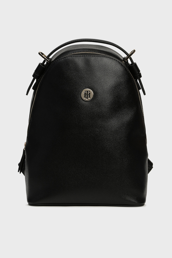 Женский черный рюкзак CLASSIC SAFFIANO