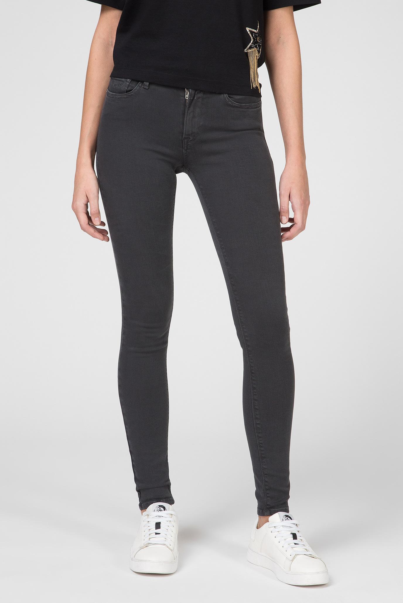 Жіночі темно-сірі джинси NEW LUZ 1