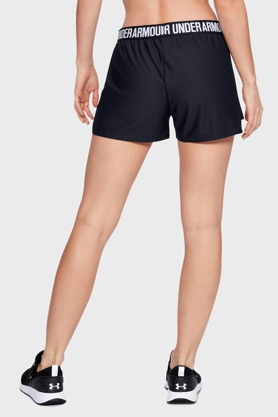 Женские черные шорты Play Up Short 2.0 002