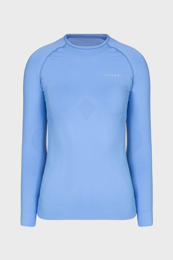 Женский голубой термореглан  MAXIMUM WARM