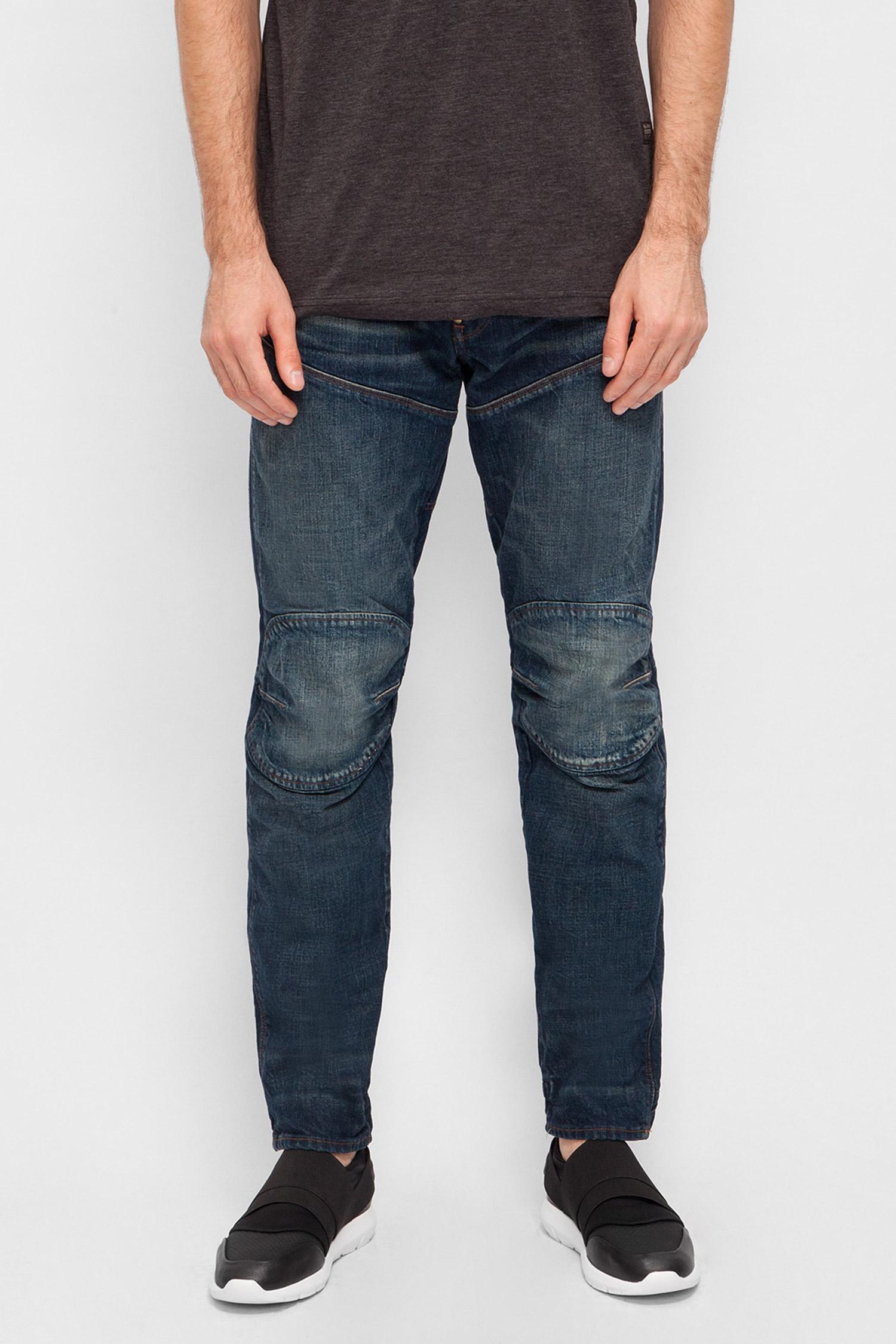 Купить Мужские синие джинсы 3D Tapered G-Star RAW G-Star RAW D01517,8595 – Киев, Украина. Цены в интернет магазине MD Fashion
