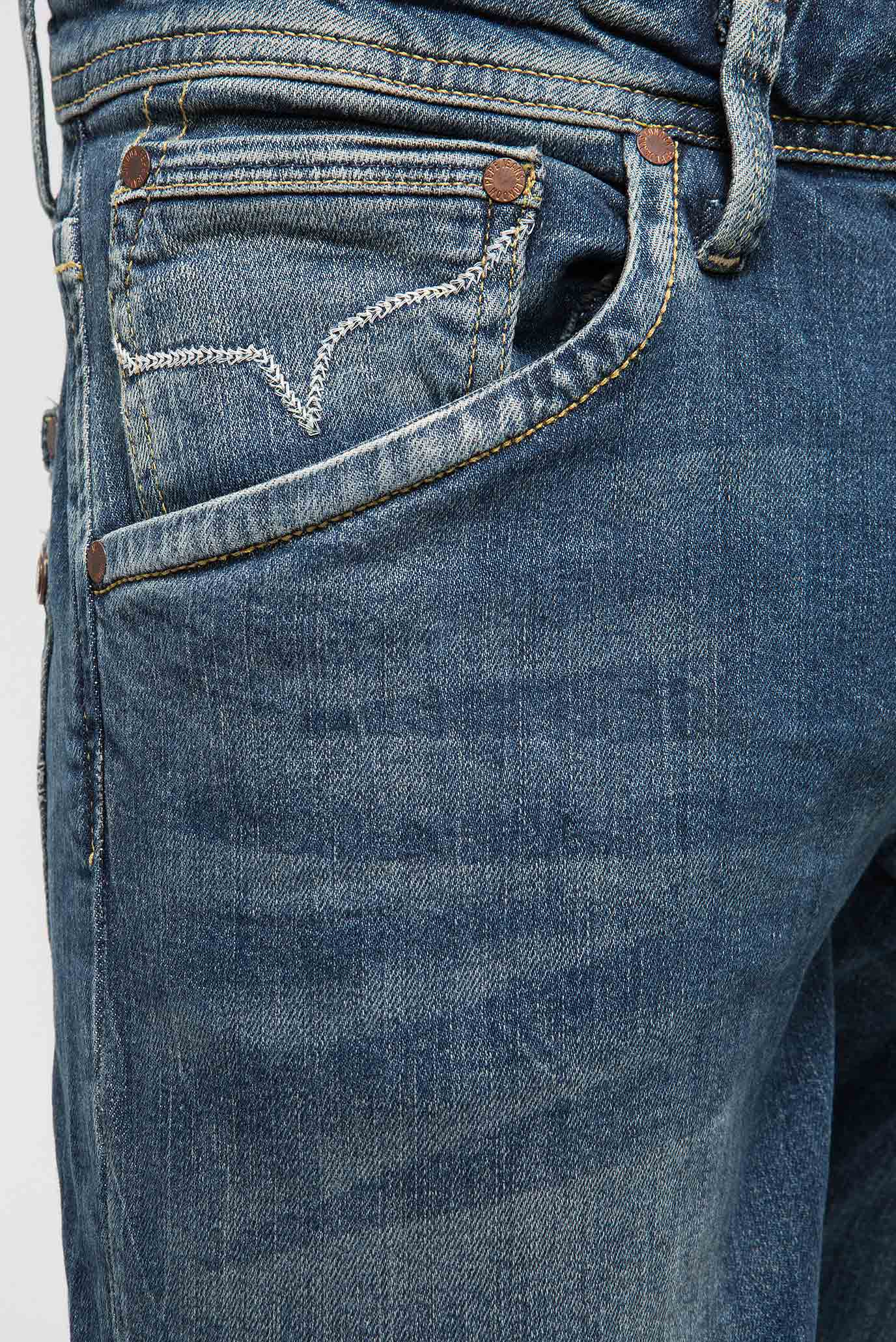 Купить Мужские синие джинсы KOLT Pepe Jeans Pepe Jeans PM201053CH72 – Киев, Украина. Цены в интернет магазине MD Fashion