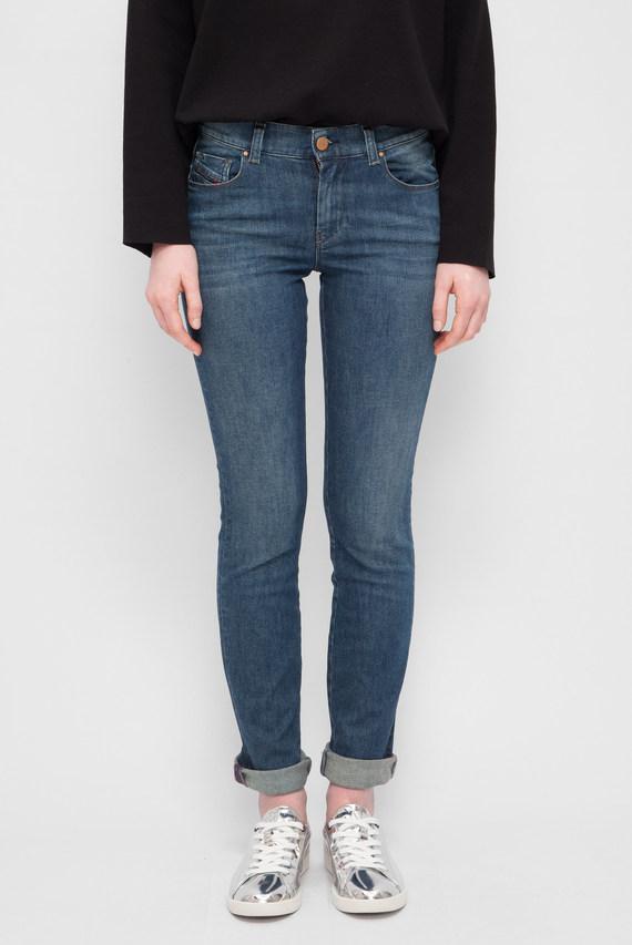 Женские синие джинсы SANDY